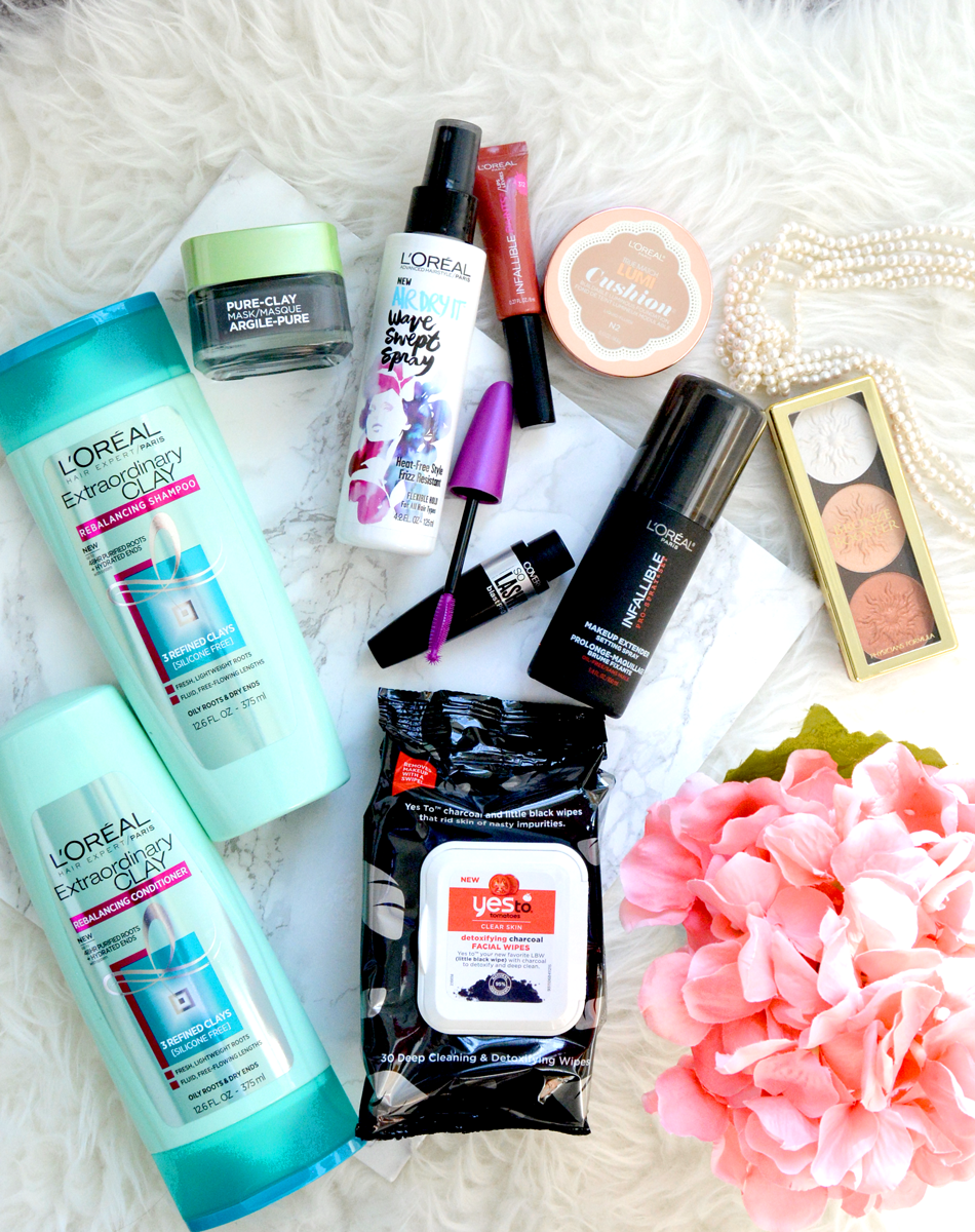 My Spring Fresh Face Beauty Routine
