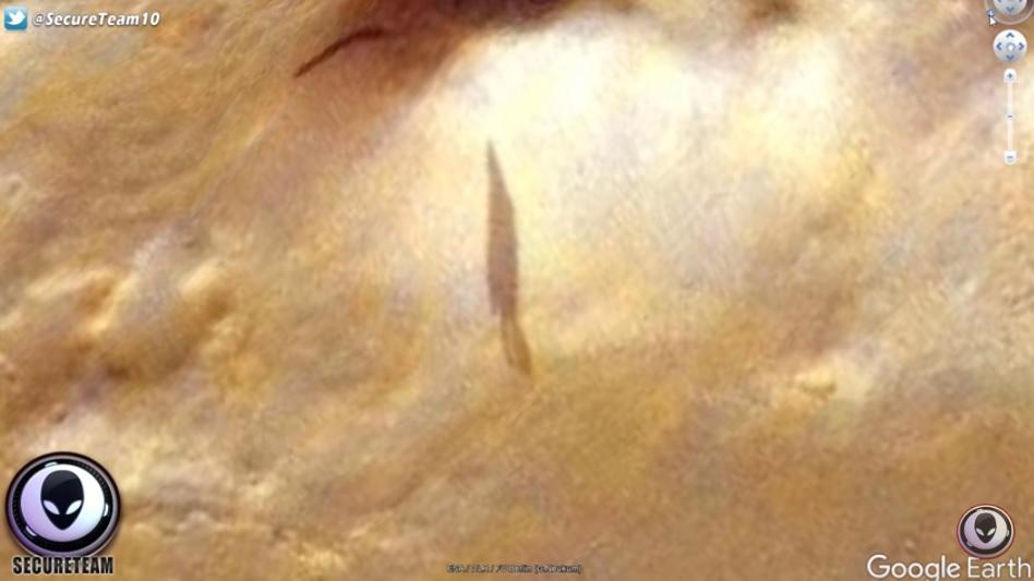 火星神秘影子3
