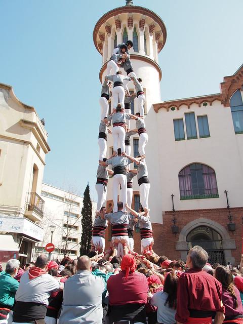 Diada d'inici, Sabadell 19 de març de 2017