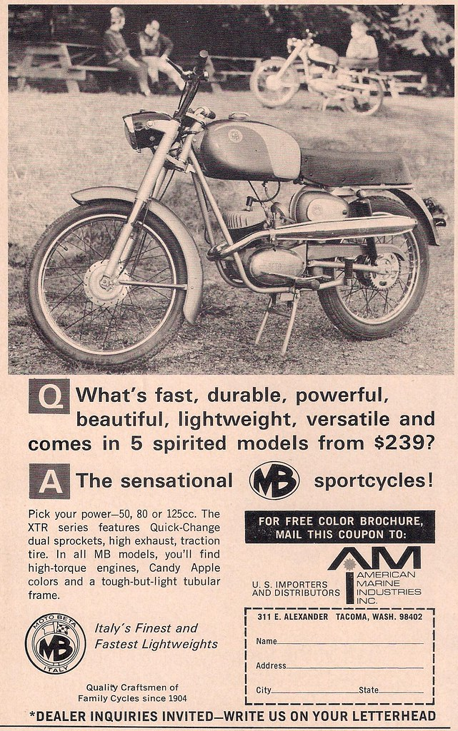 MB sportcycle