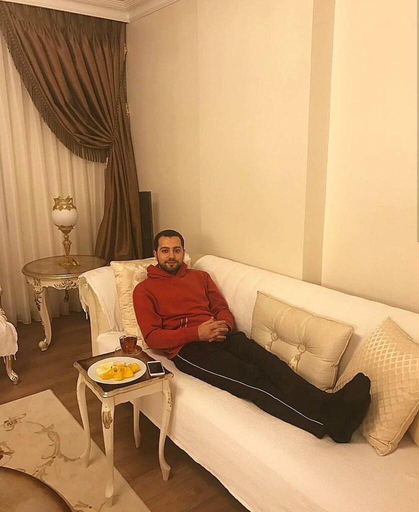 Turkish Men In Bed