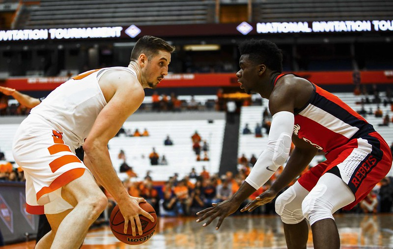 SU Men's Basketball: Syracuse vs Ole Miss