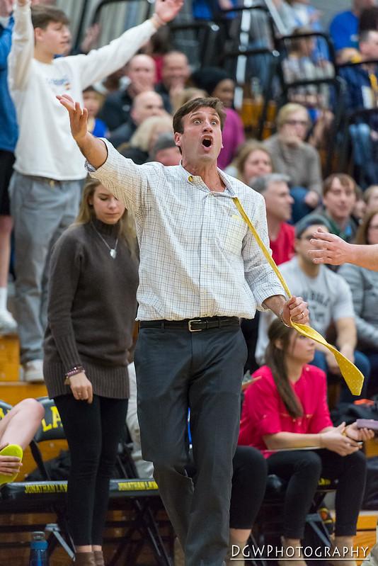 Trumbull High vs. Mercy High - Girls High School Basketball