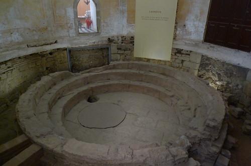 Roman Baths - Evora, Portugal