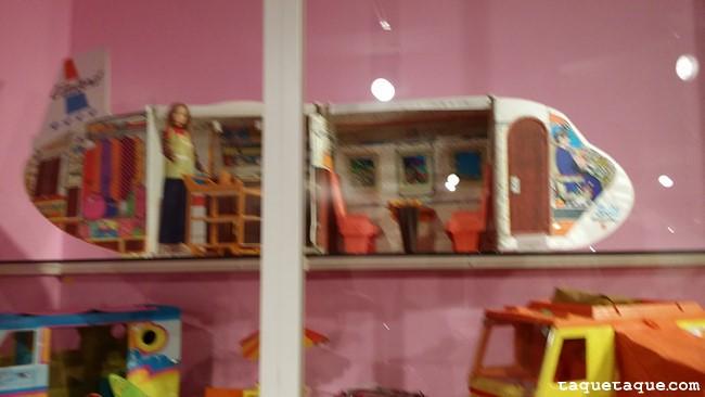 Avión de Barbie (1970)