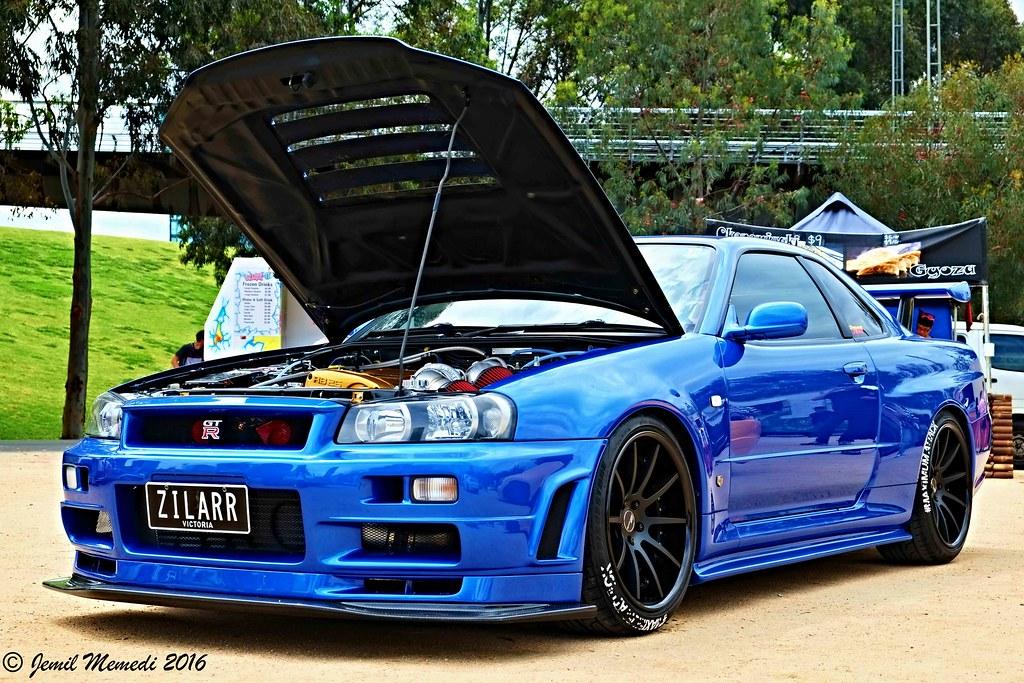 ... 2002 Nissan Skyline GTR R34   ZILARR | By Jemil.memedi22