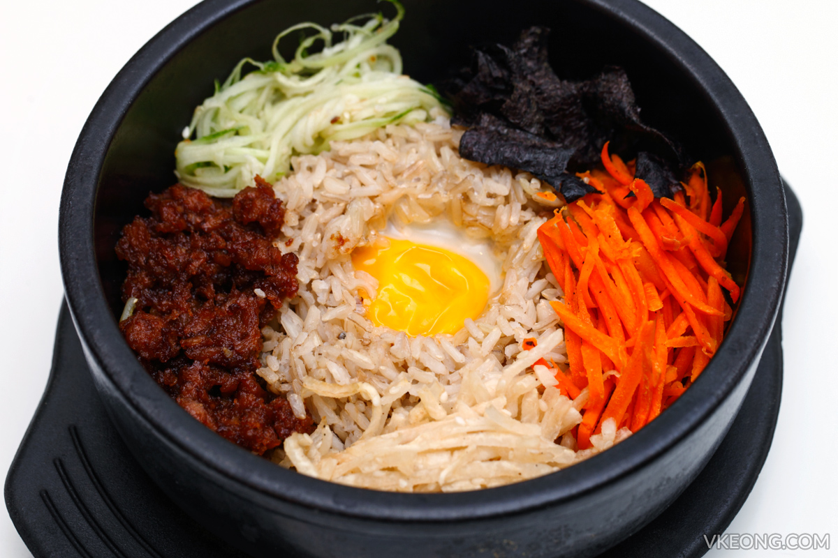 Wellness Recipe Korean Bibimbap