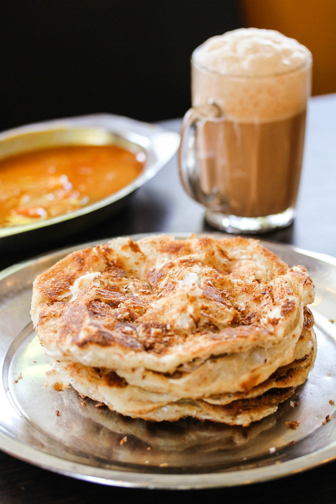 Roti Prata: The Prata Place Kosong