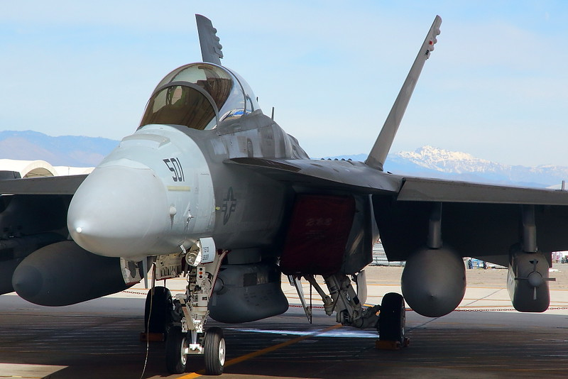 IMG_2593 EA-18G Growler, NAWS China Lake Air Show