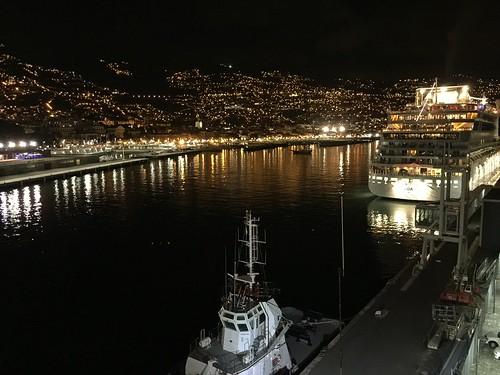 Funchal de noche desde Nini Design