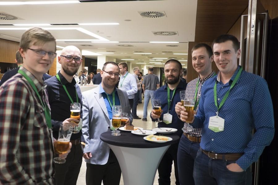 Agilia 2017 - Networking event