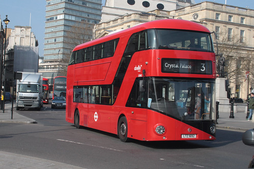 Abellio London LT692 LTZ1692