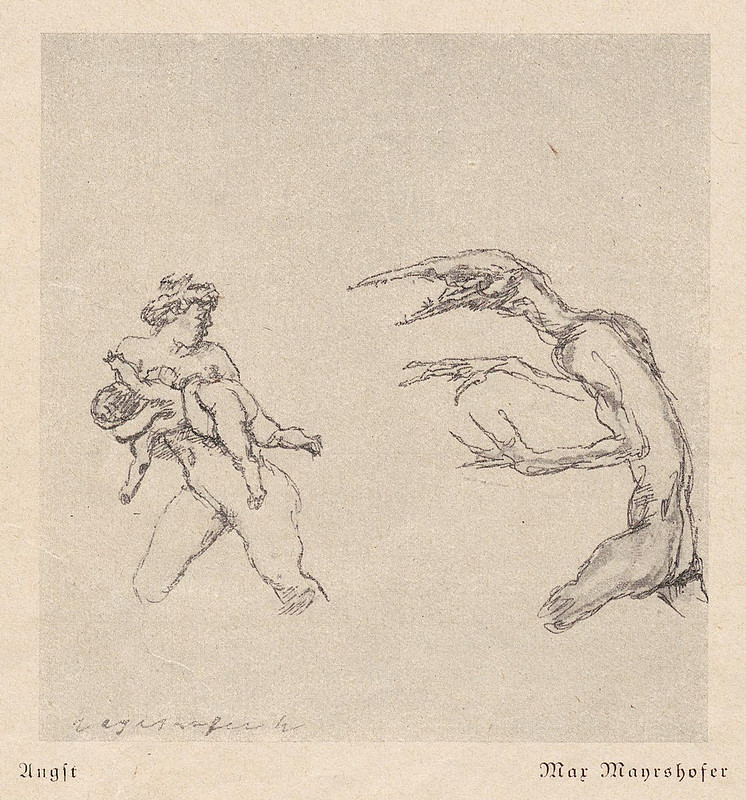 Max Mayrshofer - Ungft, 1927