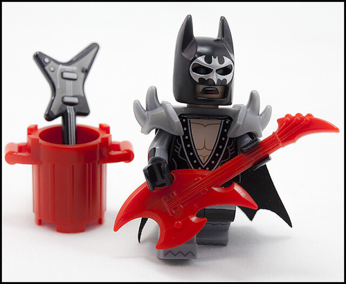 Be like Batman and get your Free BrickArms Guitar with $25 Purchase this Week!