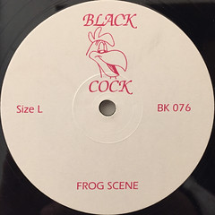 BLACK COCK:LUNA PARTY(LABEL SIDE-A)