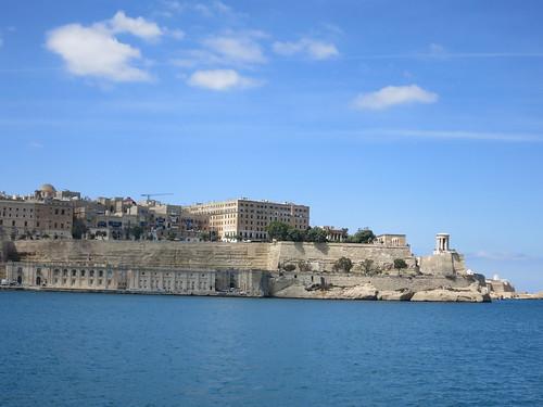 Valetta from Birgu