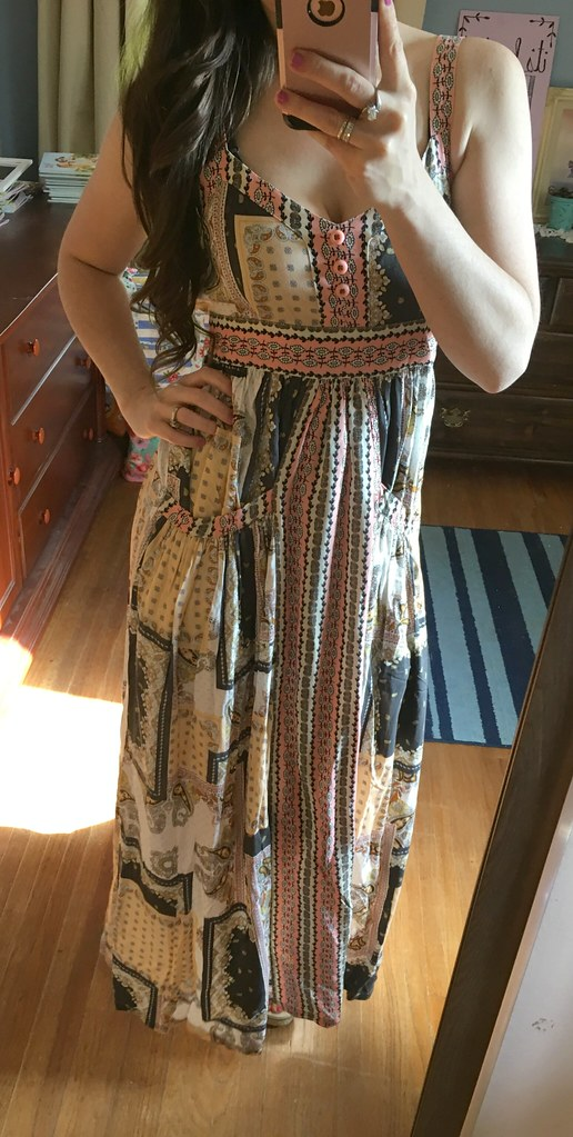 Matilda Jane Perfectly Paisley Maxi