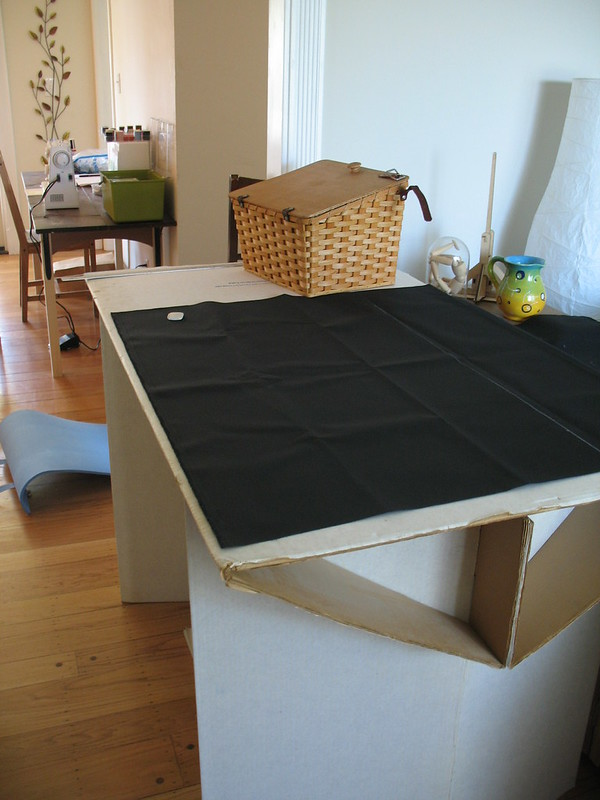 Sewing setup