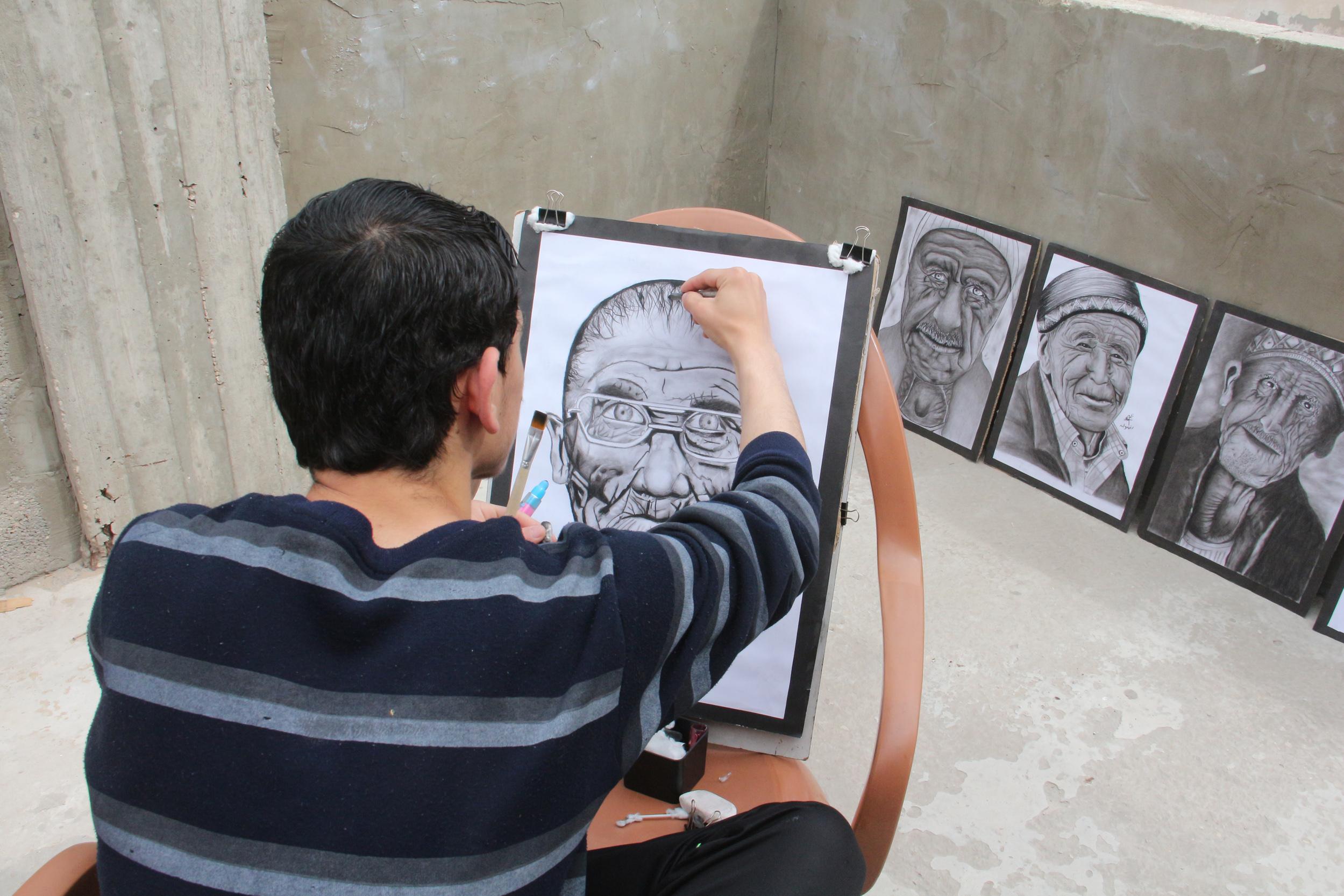 عمر رضوان غزة  (15)