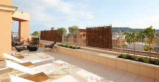 Le Meridien Barcelona—Spa - Terrace | by LeMeridien Hotels and Resorts