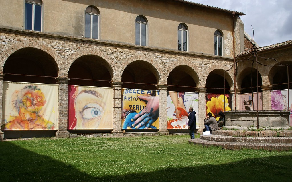 Perugia piazza san francesco al prato accademia di belle for Piazza san francesco prato