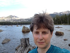 2013.08.19 End of the day in the High Sierras by Julia L. Kay
