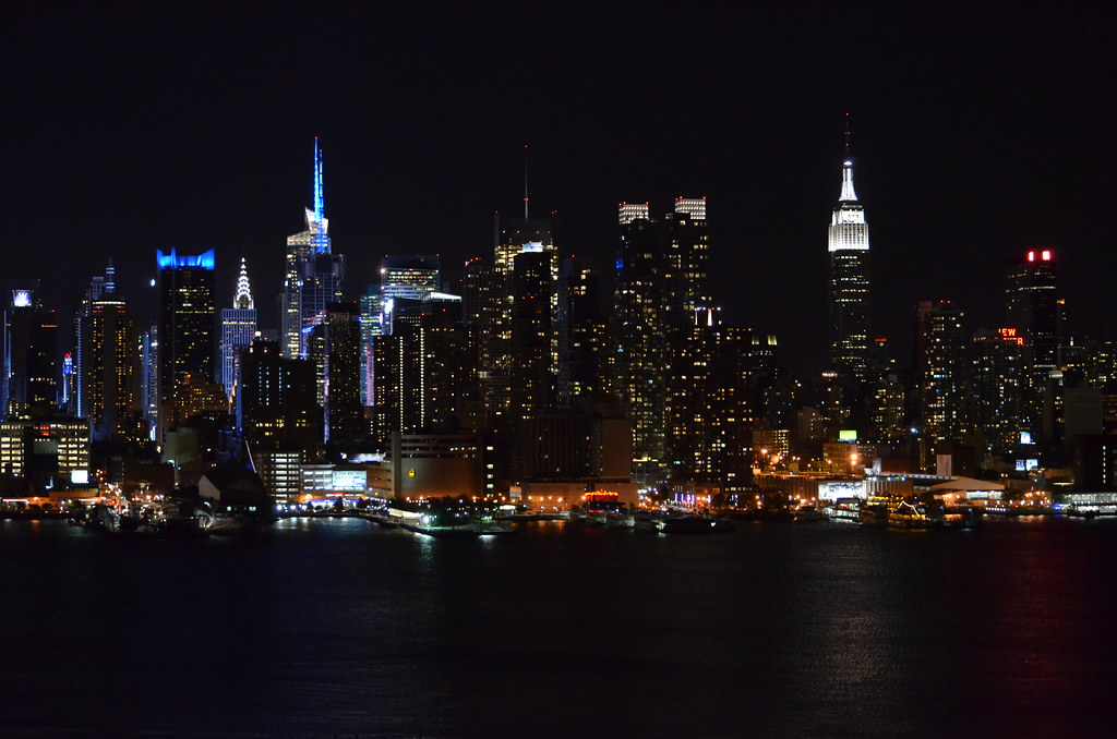 Image Result For New York City Pictures In Night