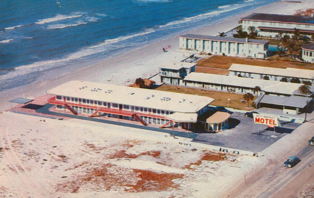 Sea-Rocket Motel - St. Petersburg, Florida