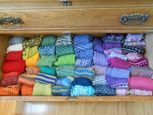 sockdrawer | by knitting in color