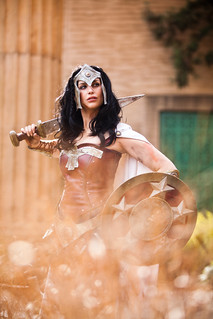 Warrior Wonder Woman | by Meagan.Marie