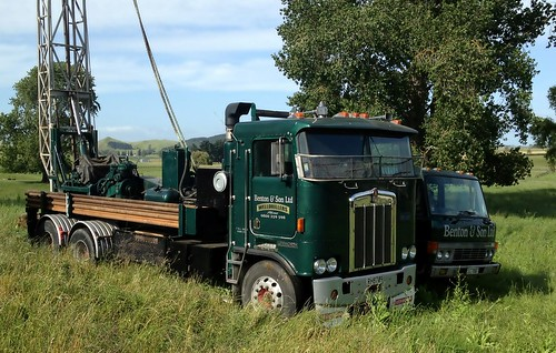 KENWORTH  K100E | by lancef2