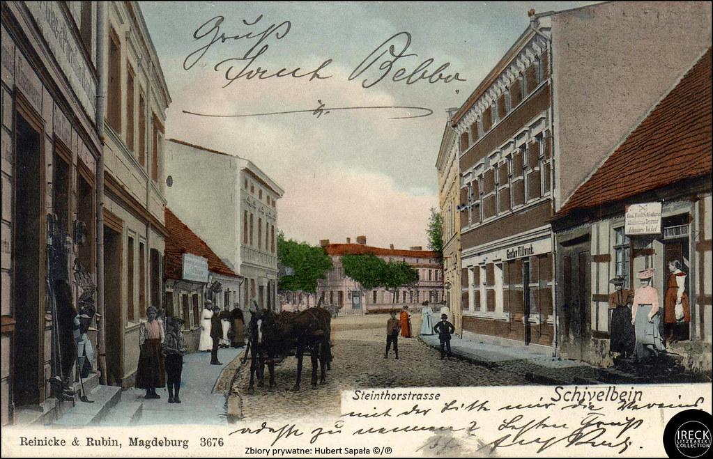 Schivelbein Pommern