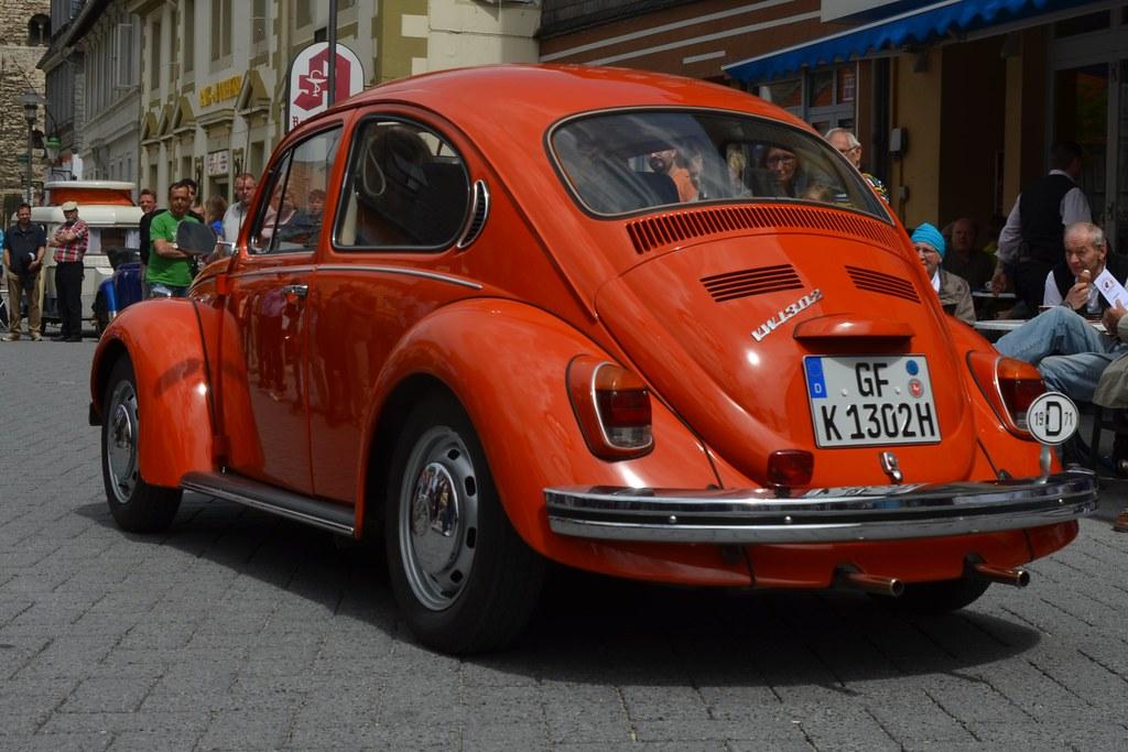Volkswagen 1302 Beetle 1971 Vw K 228 Fer German Beetle