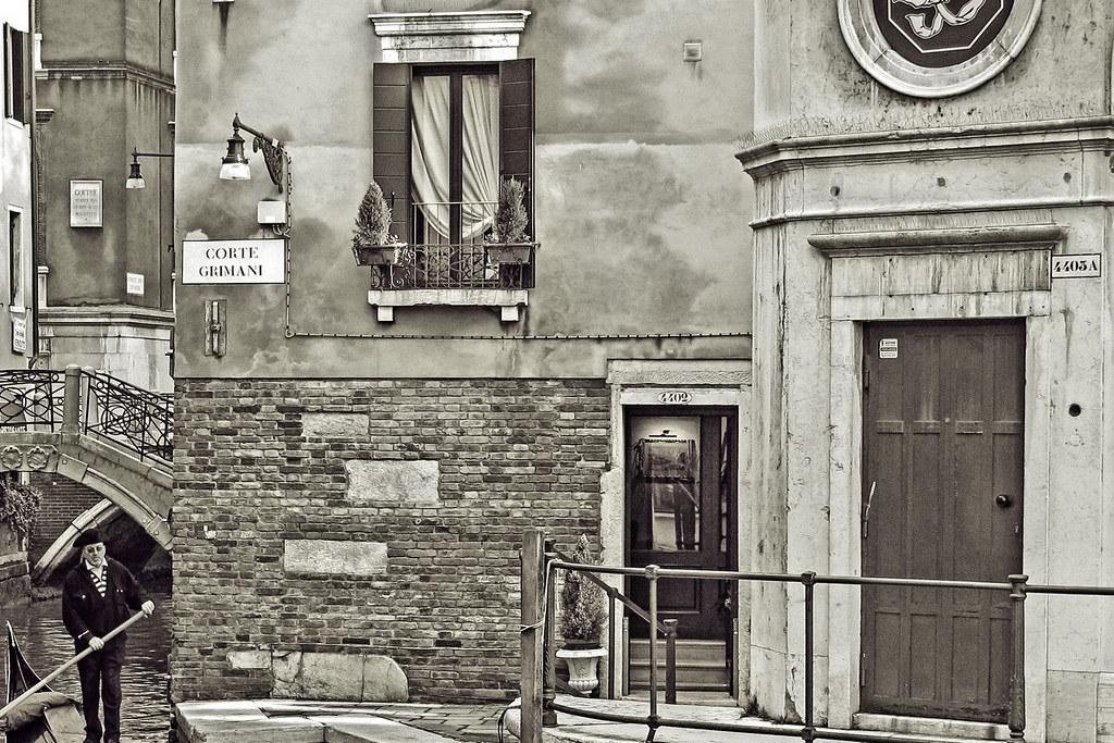 Grimani Venezia Corte Grimani Venezia