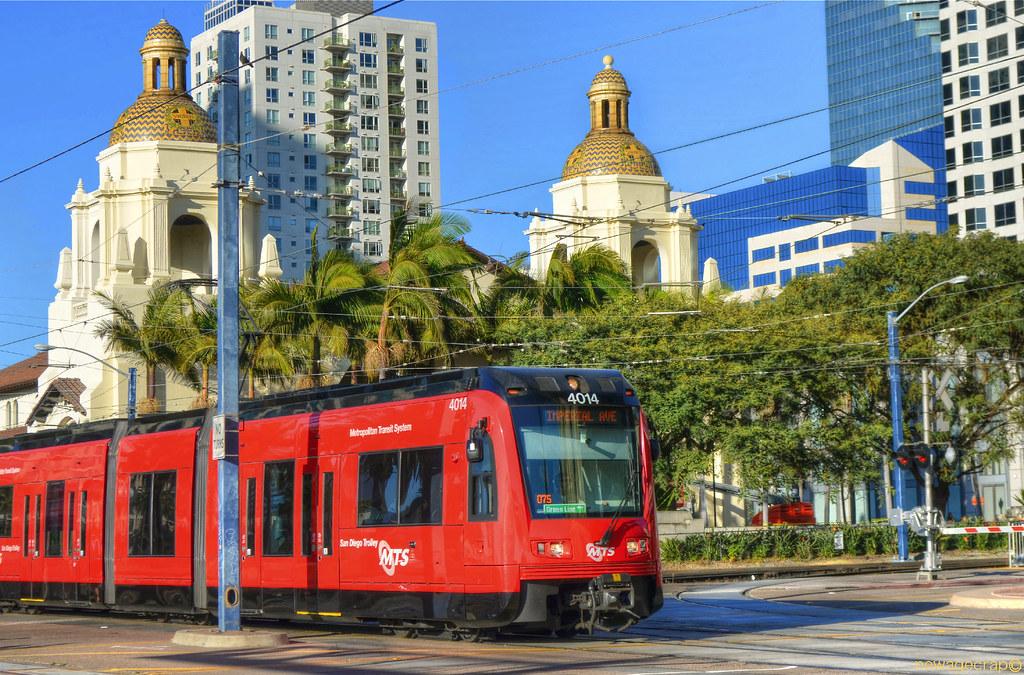 Metropolitan Transit System, Trolley # 4014