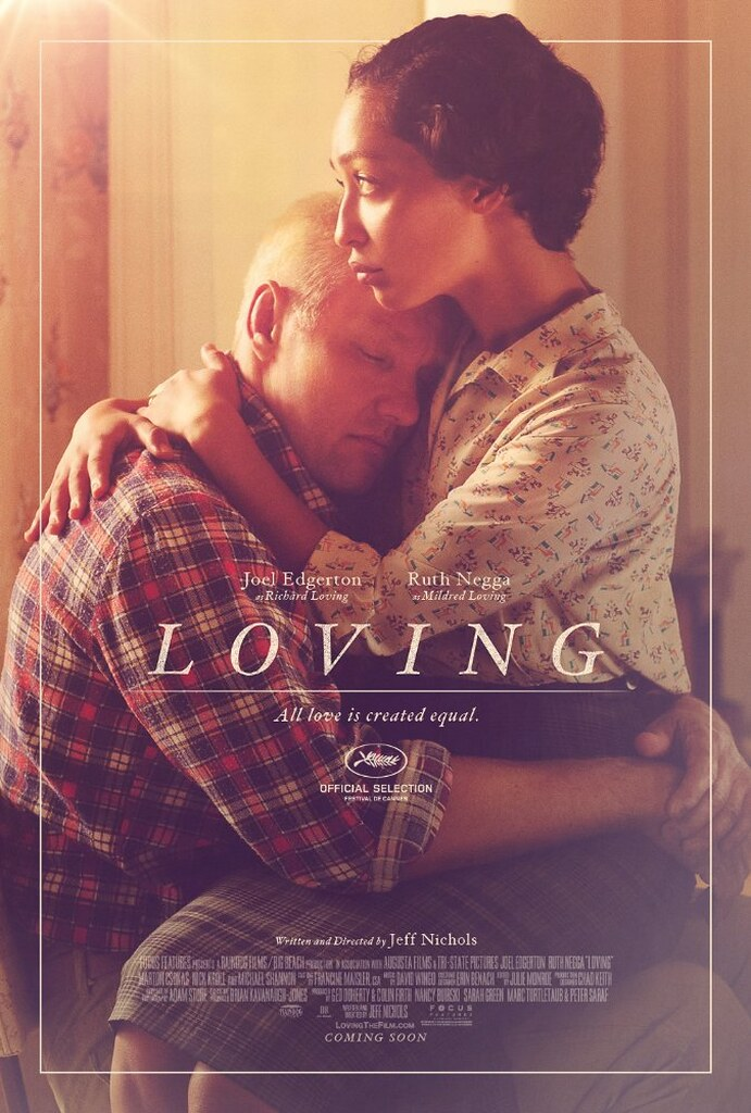 「Loving」のポスタへの写真