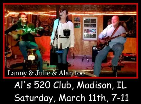 Lanny & Julie & Alan too 3-11-17