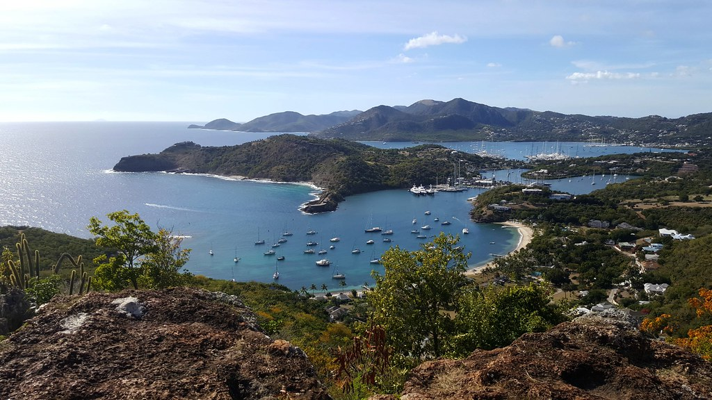 English Harbour Shirley Heights Antigua