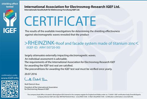 IGEF-Zertifikat-ARH-EN