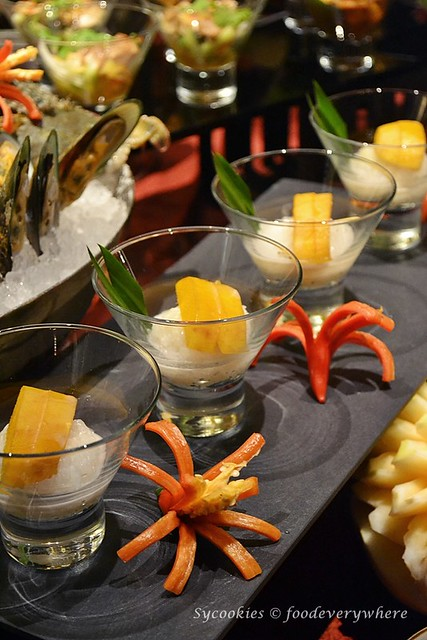 12.Absolute Thai Buffet Dinner at Doubletree Hilton KL