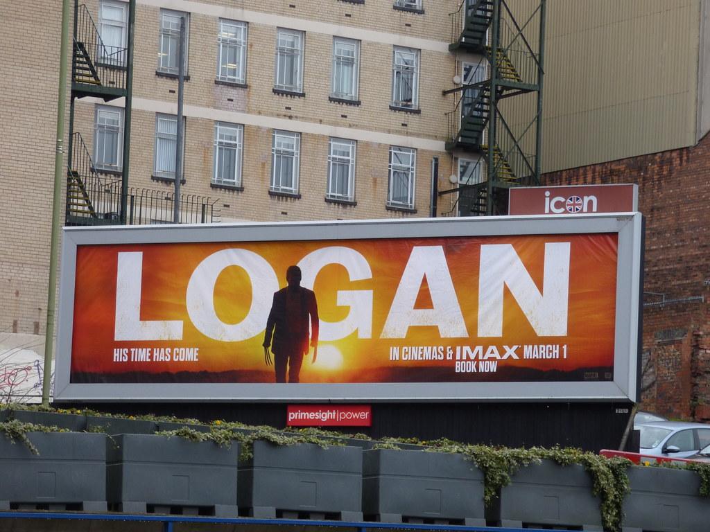 Logan - billboard - Gr...