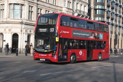 Stagecoach London 12375 YX16OGO