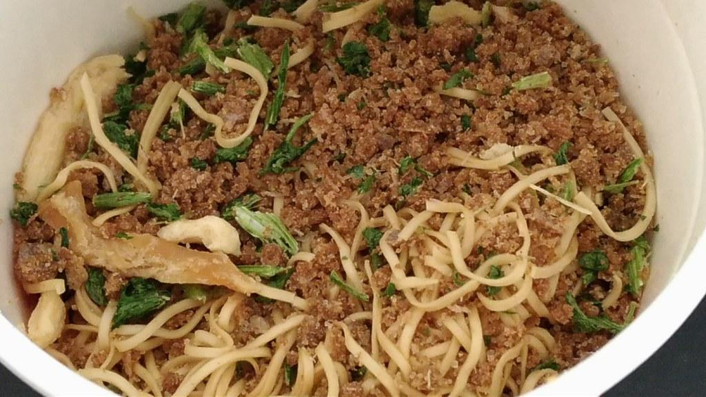 セブン・イレブン台湾麺線の写真3