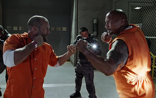 Fast & Furious 8 - screenshot 6