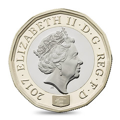 MARKETING THE NEW ONE POUND COIN