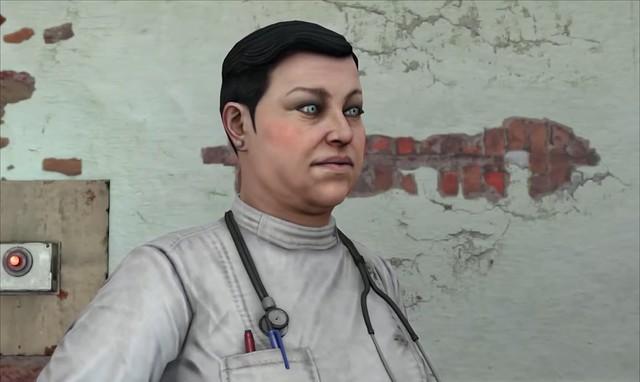 塞伯利亞3  - 奧爾加博士
