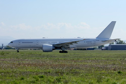 3C-MAB , Boeing 777-2FB(LR) ,Ceiba Intercontinental , LFSB