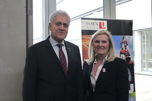 Community café to welcome York's next president, Rhonda Lenton