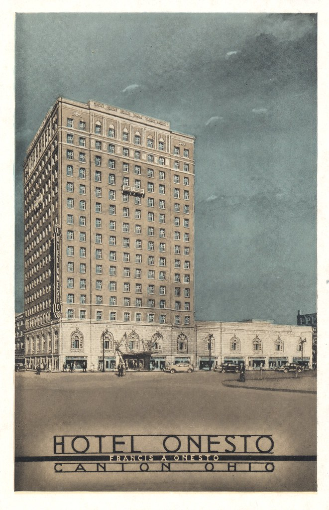 Hotel Onesto - Canton, Ohio