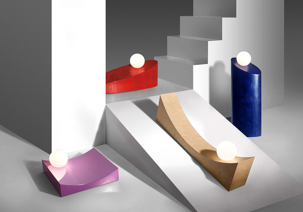 Sculptural light objects collection by London-based Child Studio Sundeno_16
